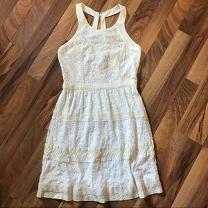 American Eagle • Sleeveless Lace Shift Dress
